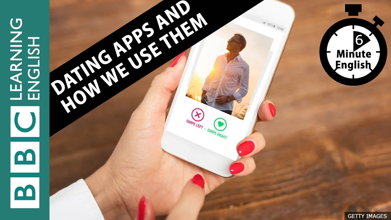 dating expressions apps in english